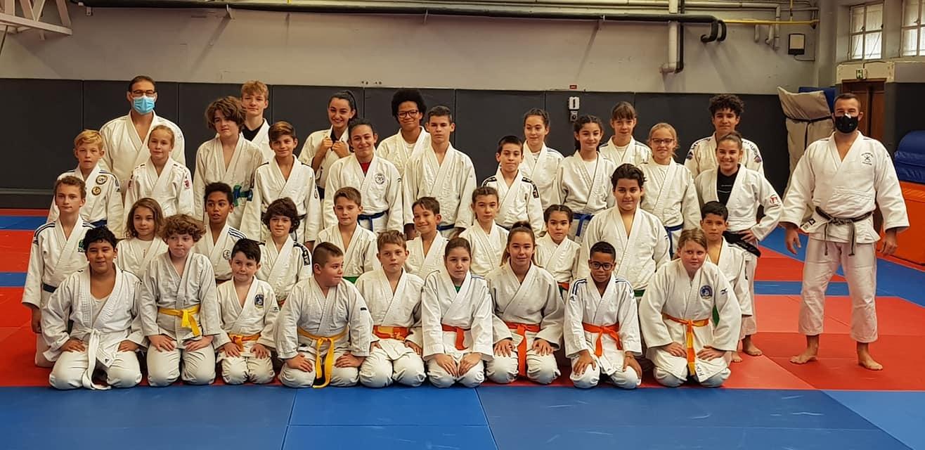 JOURNEE TECHNIQUE CD71 Judo (B/M/C) -22/10/2020